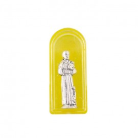 Mini statueta cu Sfantul Francisc