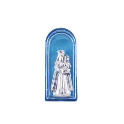 Mini statueta Cu Fecioara Maria si Pruncul Isus