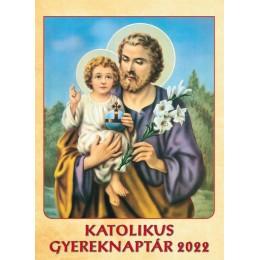 Katolikus gyereknaptár 2022