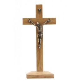 Cruce din lemn cu talpa 11 cm
