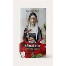 Viața sfintei Rita, cu novenă si rugaciuni