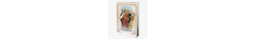 Katolikus imafüzetek