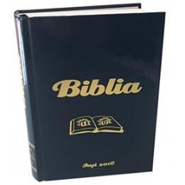 Biblia (traducere catolica, format mare)