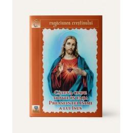 Cateva clipe traite in fata Preasfintei Inimi a lui Isus