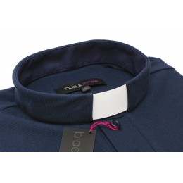 Tricou clerical, albastru marin