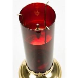 Lampa vesnica cu ulei de parafina 28cm