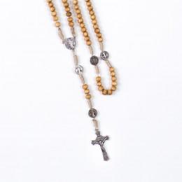 Rozar cu medalia Sf. Benedict 6mm