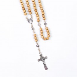 Rozar cu medalia Sf. Benedict 8mm