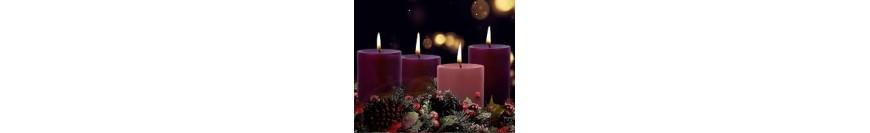 Lumânări pentru advent