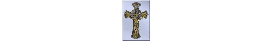 Cruce benedictină