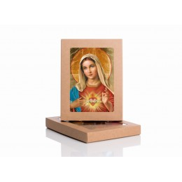 Icoana-Inima Fecioarei Maria