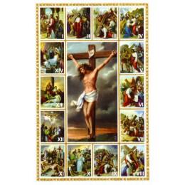 Imádságos kép Keresztút