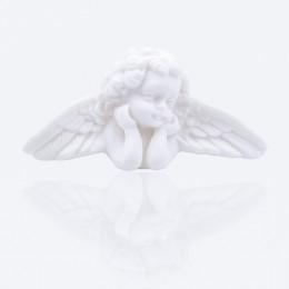 Ingeras din alabastru 5x10.5 cm
