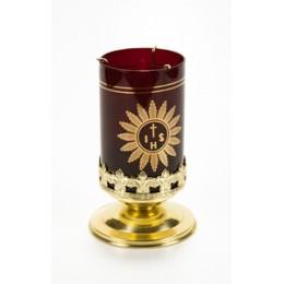 Lampa vesnica cu ulei de parafina 16cm