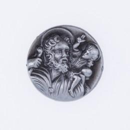 Magnet cu Sfantul Cristofor