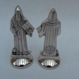 Magnet si autoadeziv cu Sfantul Benedict