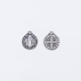 Medalion Sfantul Benedict, 22 mm
