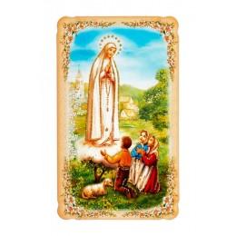 Iconita Fecioara de la Fatima