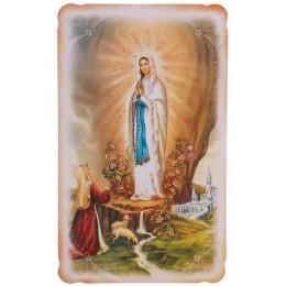 Iconita Fecioara de la Lourdes